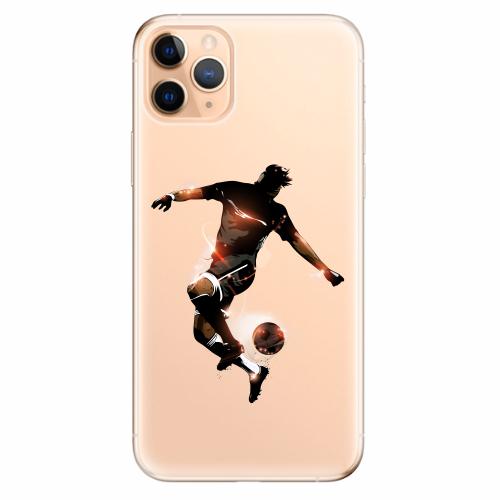 Silikonové pouzdro iSaprio - Fotball 01 - iPhone 11 Pro Max
