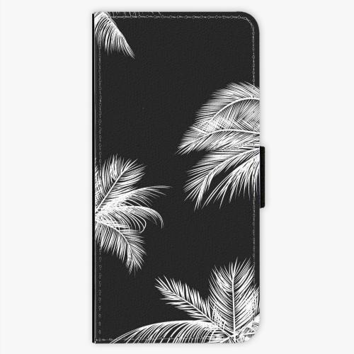 Flipové pouzdro iSaprio - White Palm - Nokia 5