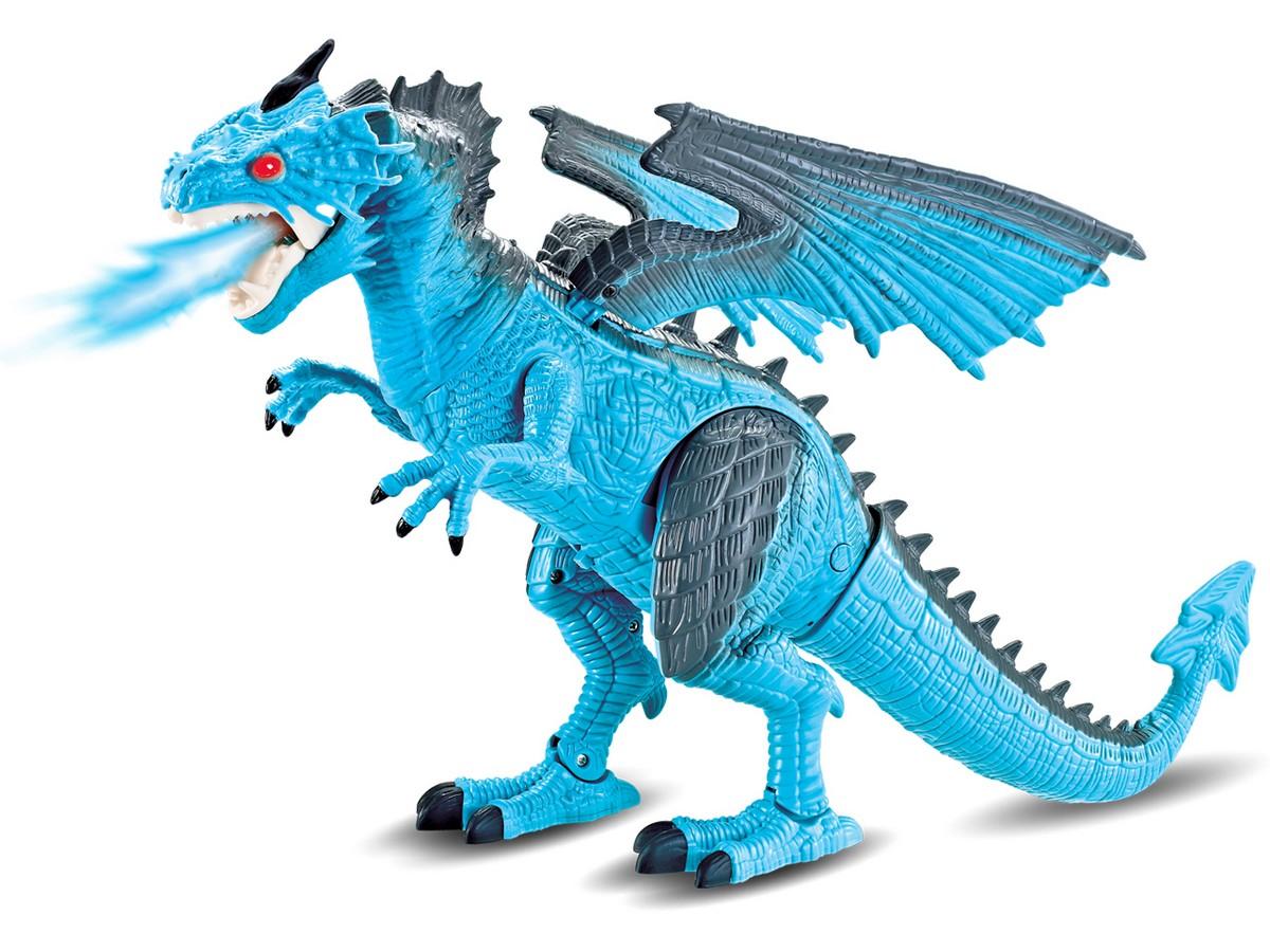 Icegon (ledový drak) s efekty RC 45 cm