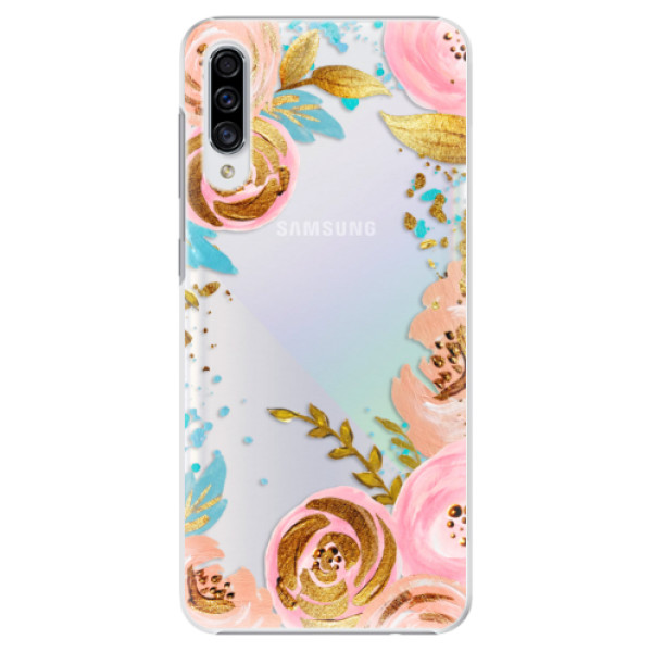 Plastové pouzdro iSaprio - Golden Youth - Samsung Galaxy A30s