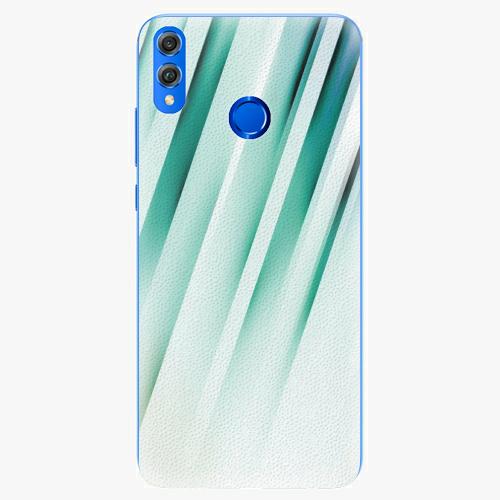 Silikonové pouzdro iSaprio - Stripes of Glass - Huawei Honor 8X