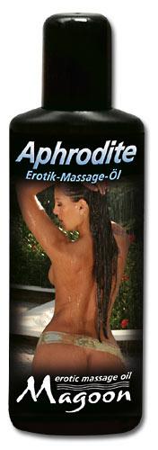 Masážní olej Aphrodite