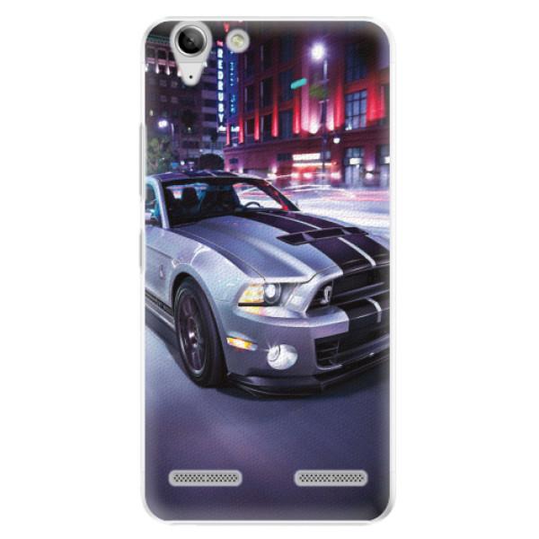 Plastové pouzdro iSaprio - Mustang - Lenovo Vibe K5