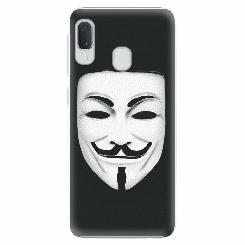 Plastový kryt iSaprio - Vendeta - Samsung Galaxy A20e