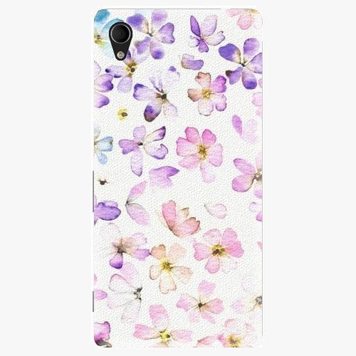 Plastový kryt iSaprio - Wildflowers - Sony Xperia M4
