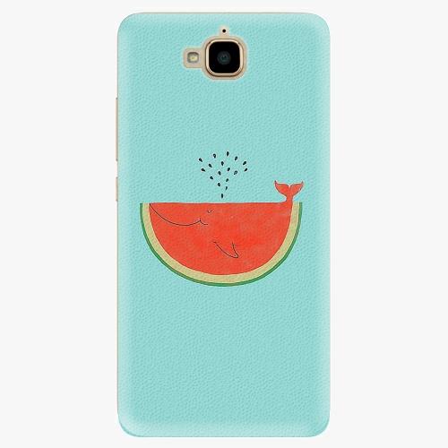 Plastový kryt iSaprio - Melon - Huawei Y6 Pro