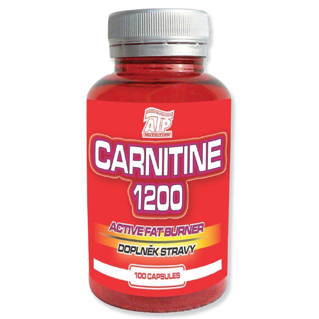 CARNITINE 1200 mg - 100 tablet - sportovní výživa