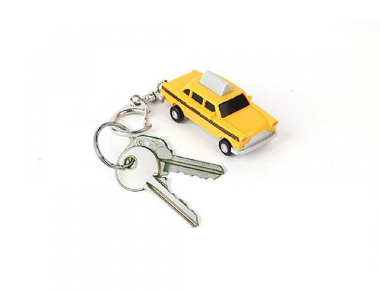Taxi na řetízku