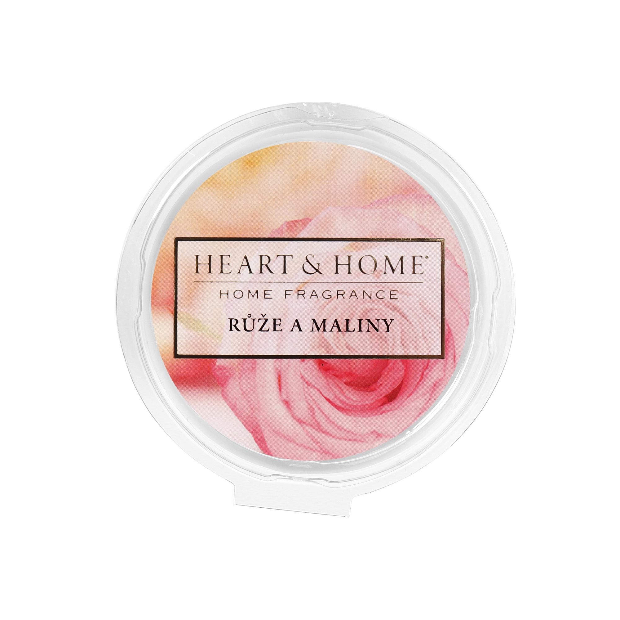 Vonné vosky - Vonný vosk - Růže a maliny