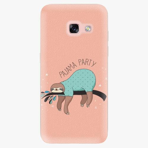 Plastový kryt iSaprio - Pajama Party - Samsung Galaxy A3 2017