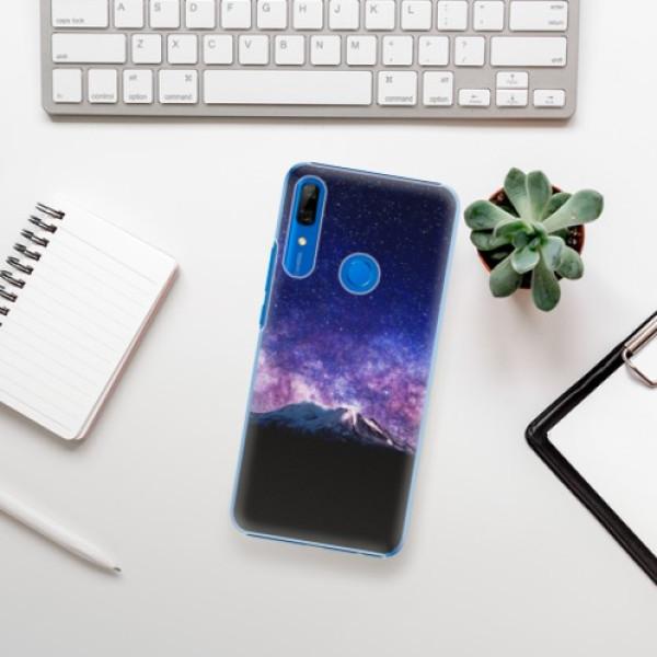 Plastové pouzdro iSaprio - Milky Way - Huawei P Smart Z