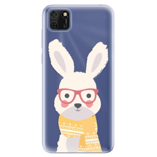 Odolné silikonové pouzdro iSaprio - Smart Rabbit - Huawei Y5p
