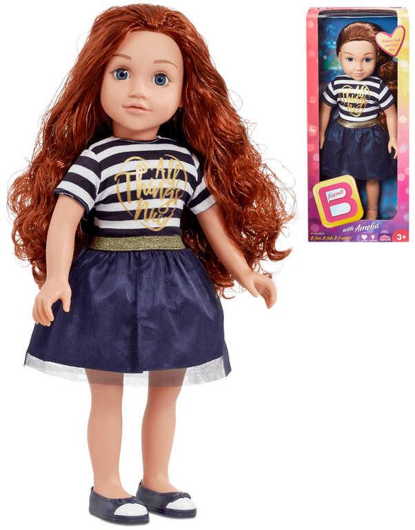 B-Friends panenka Amelia 45cm dlouhé vlasy
