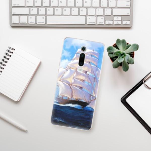 Odolné silikonové pouzdro iSaprio - Sailing Boat - Xiaomi Mi 9T Pro