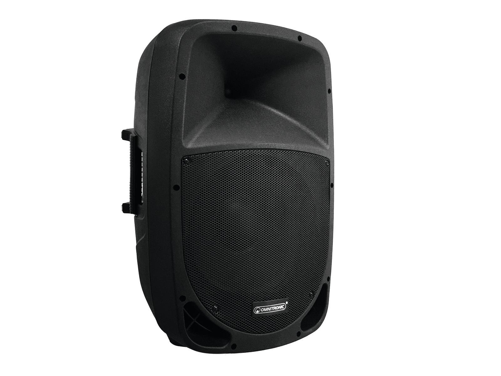 """Omnitronic VFM-215AP 2 pásmový reprobox 15"""", aktivní, MP3, Bluetooth"""