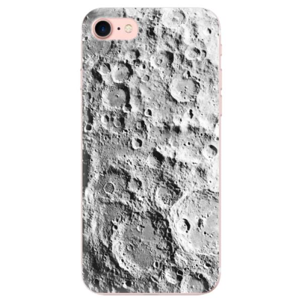 Odolné silikonové pouzdro iSaprio - Moon Surface - iPhone 7