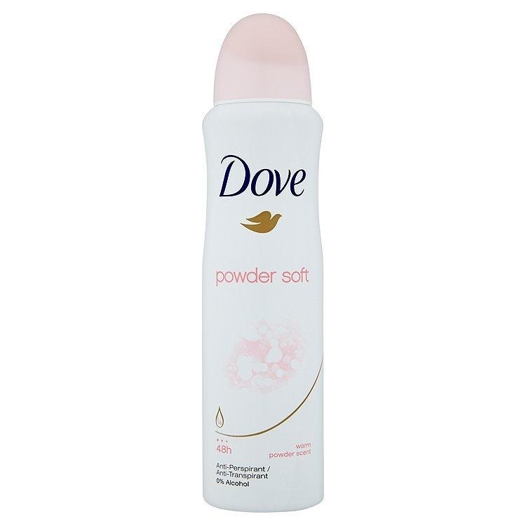 Powder Soft antiperspirant sprej 150 ml
