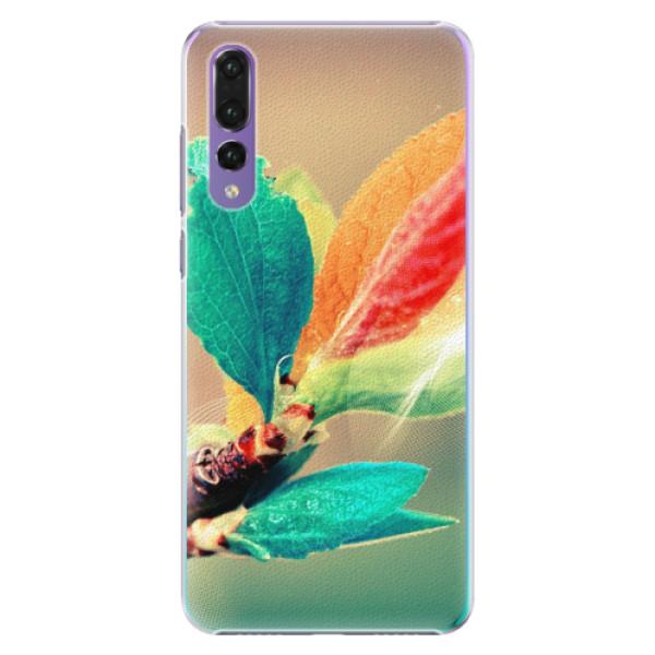 Plastové pouzdro iSaprio - Autumn 02 - Huawei P20 Pro