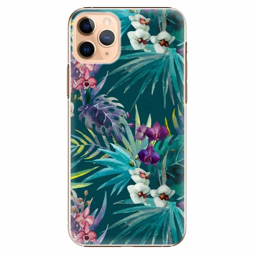 Plastový kryt iSaprio - Tropical Blue 01 - iPhone 11 Pro Max