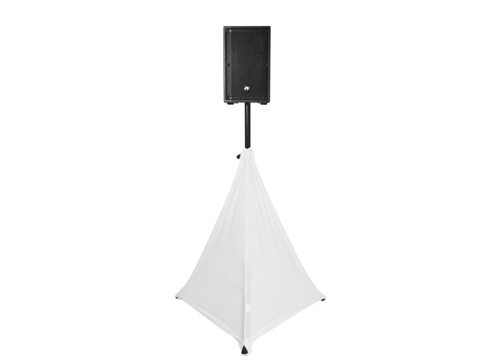 Europalms Tripod cover white three-sides