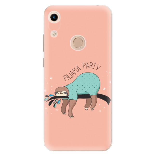 Odolné silikonové pouzdro iSaprio - Pajama Party - Huawei Honor 8A