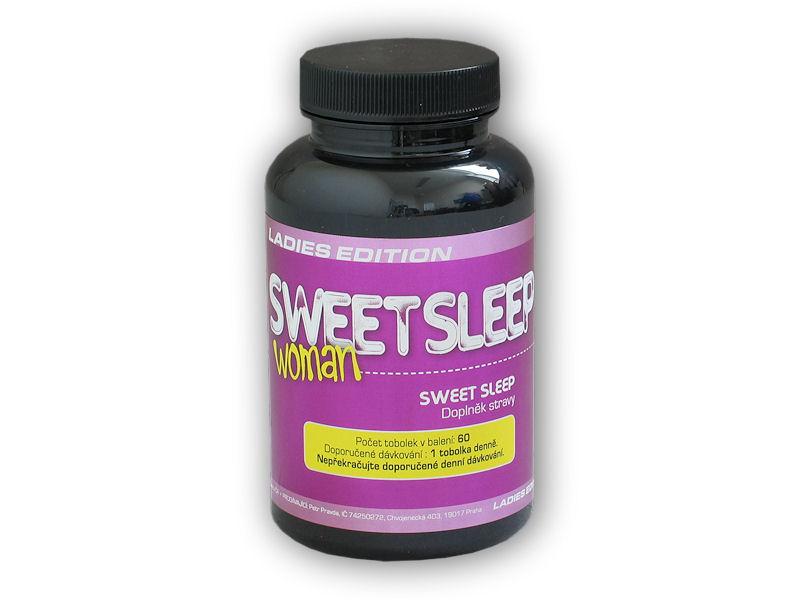 Sweet Sleep Woman 60 kapslí
