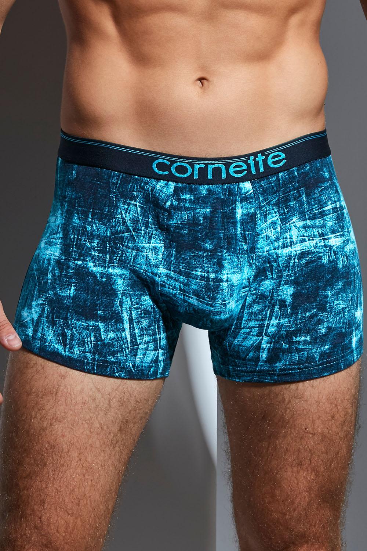 Pánské boxerky Cornette High Emotion 508/86 - Jeans potisk/S