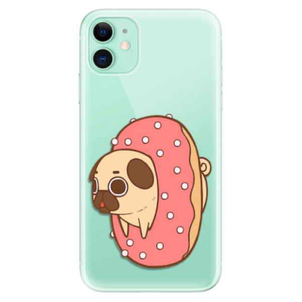 Odolné silikonové pouzdro iSaprio - Dog 04 - iPhone 11