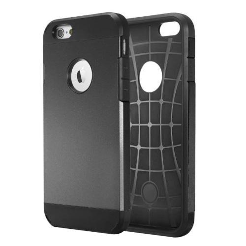 Odolný kryt / pouzdro Tough Armor Smooth pro iPhone 6 černé