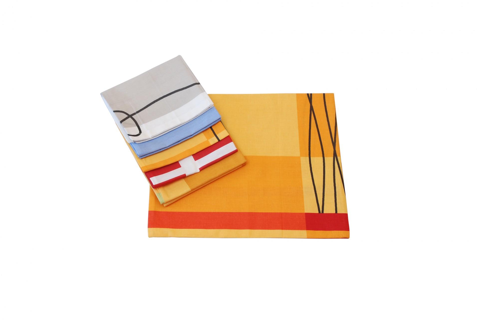 MIX povlaků bavlna 30x40cm balení 10ks
