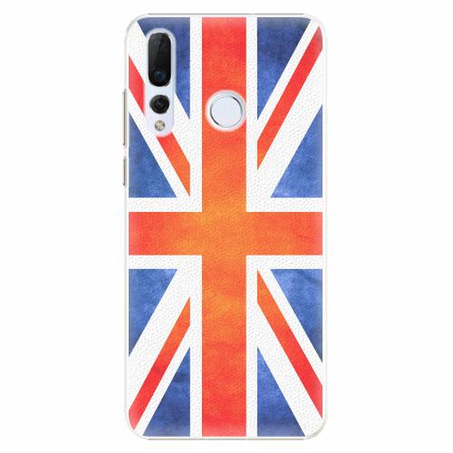 Plastový kryt iSaprio - UK Flag - Huawei Nova 4