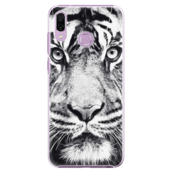 Plastové pouzdro iSaprio - Tiger Face - Huawei Honor Play