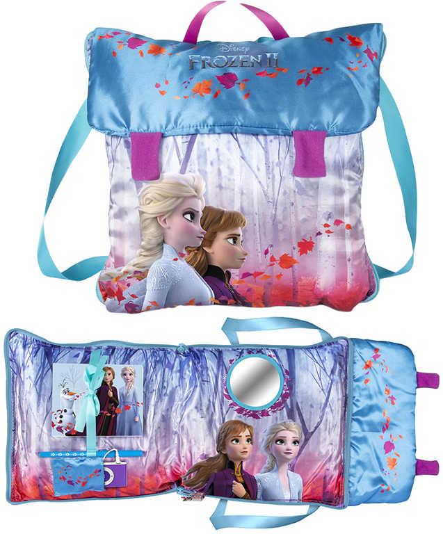 Batoh rozložitelný tajný deníček 2v1 Frozen 2 (Ledové Království)
