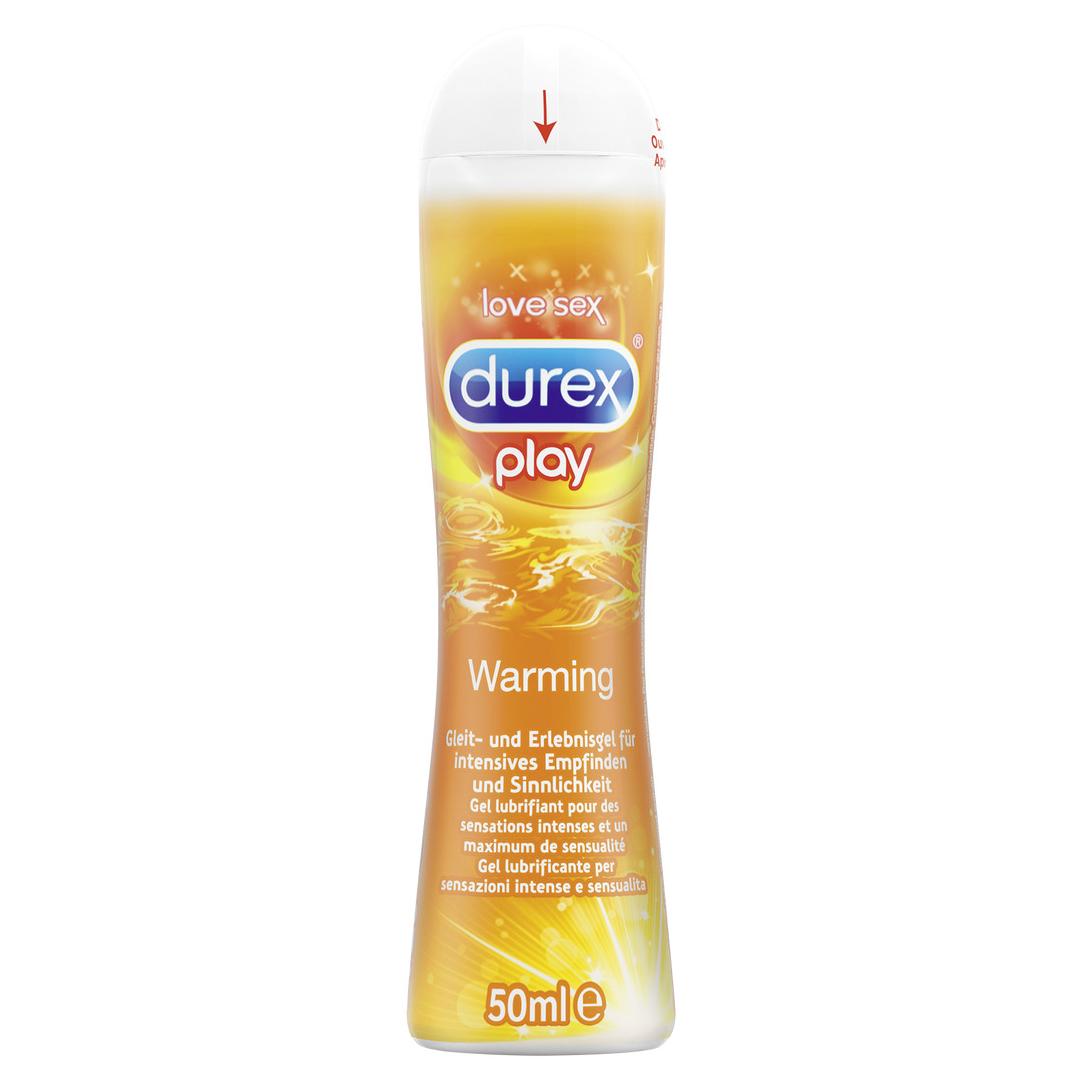 Lubrikační gel Durex Play Wärmend 50 ml