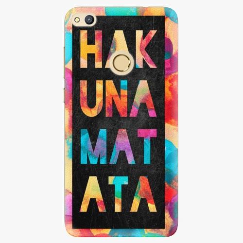 Plastový kryt iSaprio - Hakuna Matata 01 - Huawei Honor 8 Lite
