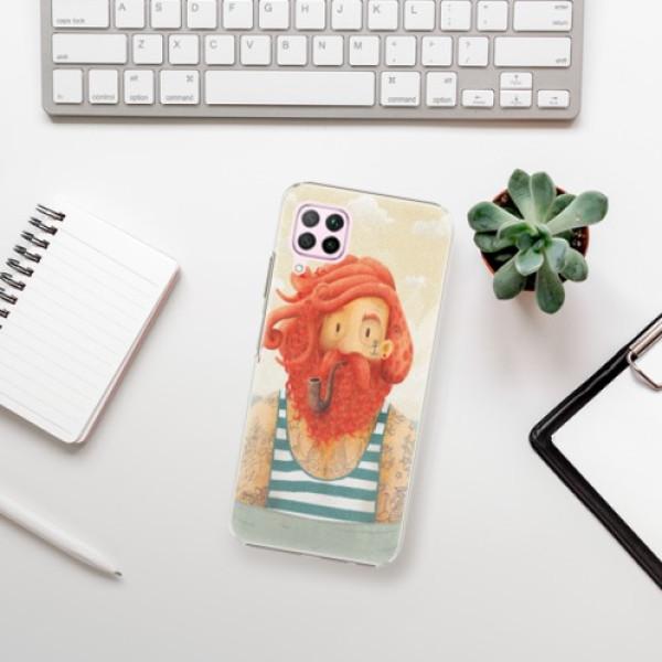 Plastové pouzdro iSaprio - Sailor - Huawei P40 Lite
