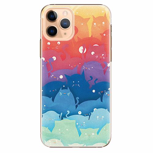 Plastový kryt iSaprio - Cats World - iPhone 11 Pro