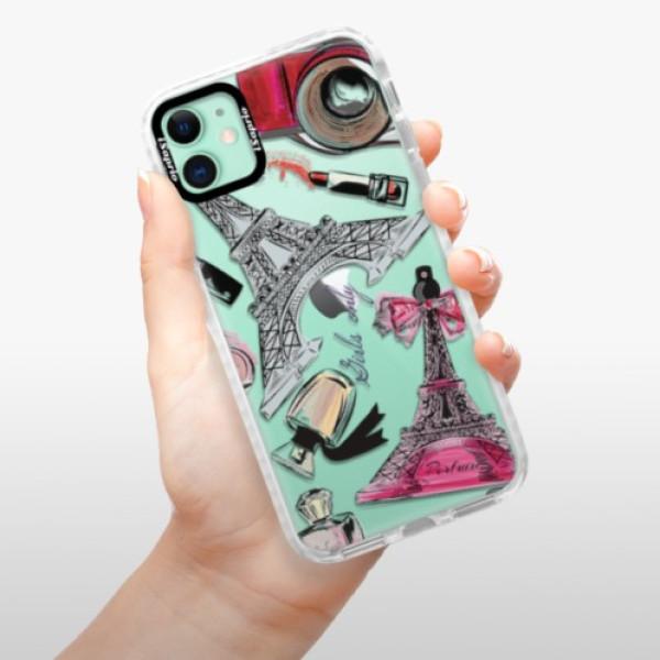 Silikonové pouzdro Bumper iSaprio - Fashion pattern 02 - iPhone 11