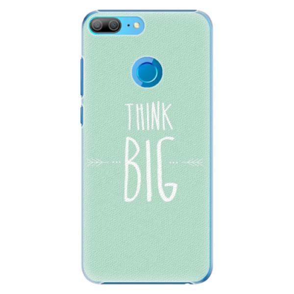 Plastové pouzdro iSaprio - Think Big - Huawei Honor 9 Lite