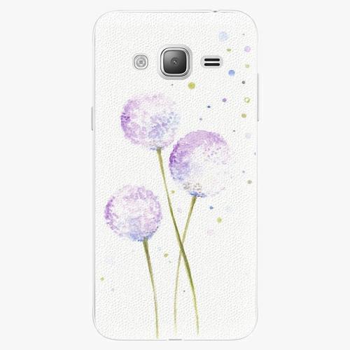 Plastový kryt iSaprio - Dandelion - Samsung Galaxy J3 2016