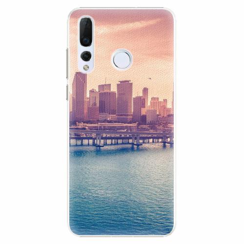 Plastový kryt iSaprio - Morning in a City - Huawei Nova 4