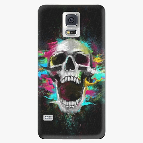Plastový kryt iSaprio - Skull in Colors - Samsung Galaxy S5