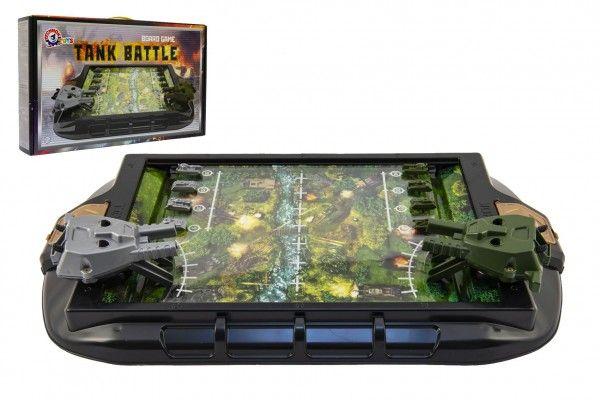Teddies Společenská hra - Tanková bitva