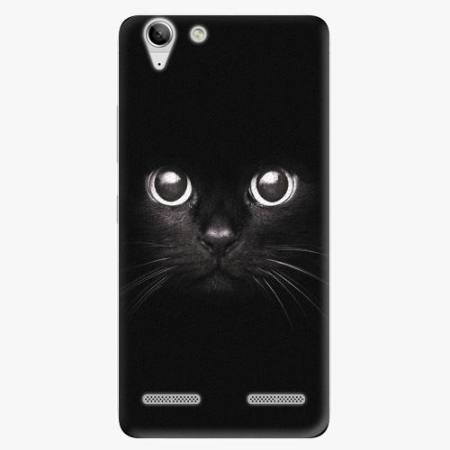 Plastový kryt iSaprio - Black Cat - Lenovo Vibe K5