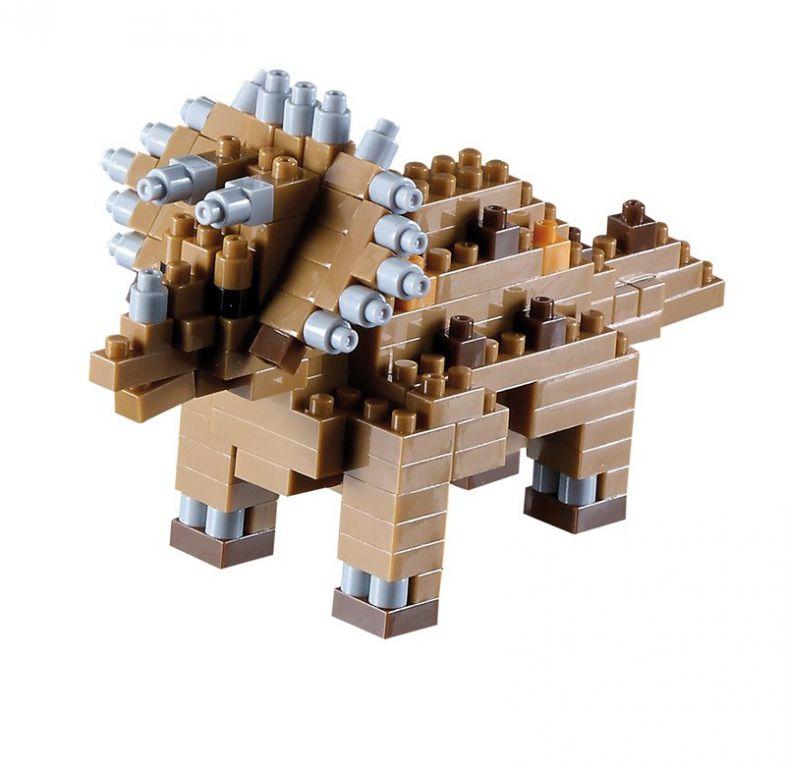 Stavebnice Brixies Triceratops