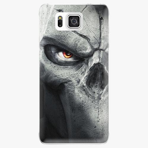 Plastový kryt iSaprio - Horror - Samsung Galaxy Alpha