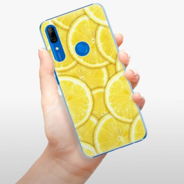 Plastové pouzdro iSaprio - Yellow - Huawei P Smart Z
