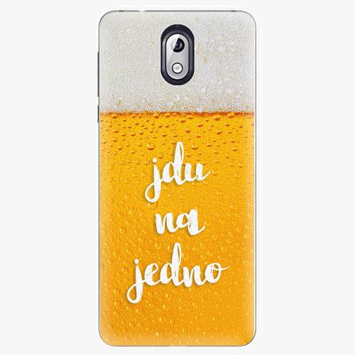 Plastový kryt iSaprio - Jdu na jedno - Nokia 3.1