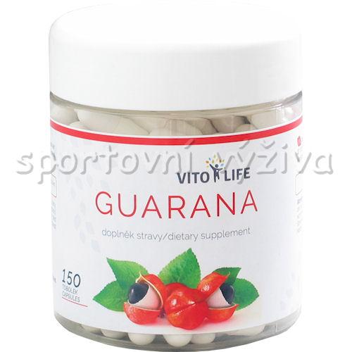 Guarana 400mg 150 kapslí