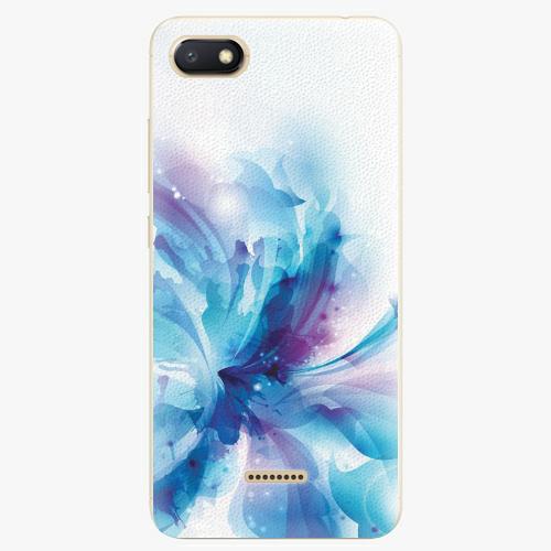 Plastový kryt iSaprio - Abstract Flower - Xiaomi Redmi 6A
